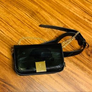 Who What Where 2-ways Clutch Purse